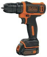 Шуруповерт Black & Decker BDCDD12AT