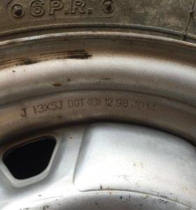 Грузовое колесо