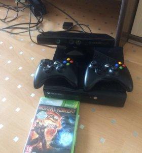 Xbox 360 E, 500гб