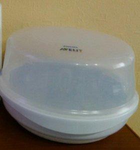 Стерилизатор для микроволновой печи
