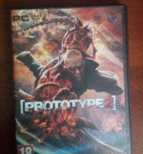 Диск на пк prototype2