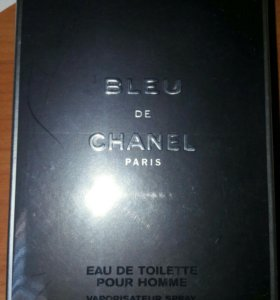 Blue de CHANEL Paris 100ml.