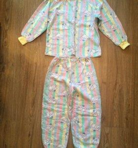 Новая детская пижама