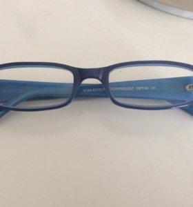 Оправа, очки Adolfo Dominguez