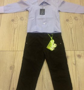 Рубашка и брюки 92