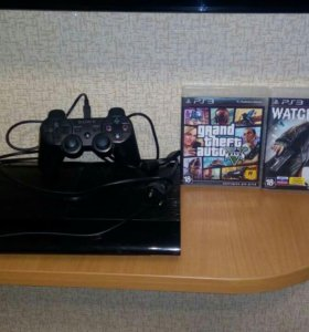 Sony PS-3, +2 диска