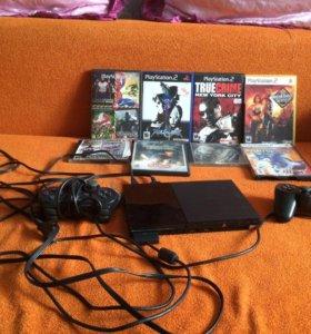 Продам PS 2