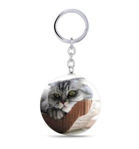 Адресник для кошек