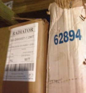 Радиаторы двс на иномарки