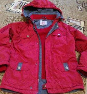 Куртка для мальчика сезон весна-осень