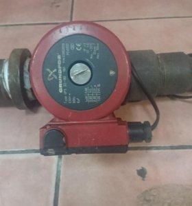 Циркулирующий насос для отопления Грунфос