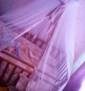 Кроватка детская! (Матник)