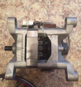 двигатель с косой от стиральной машины индезит