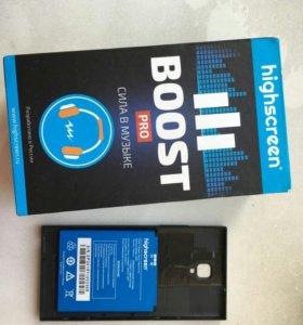 Highscreen Boost 3 Pro