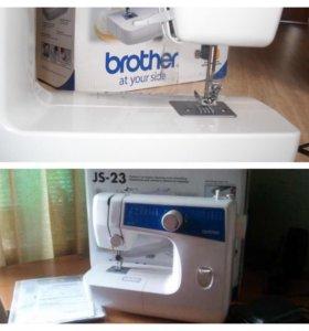 Швейная машинка Brother JS-23