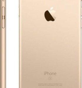 Айфон 6S в комплекте зарядка наушники без коробки