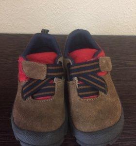 Ботинки 22 размер.