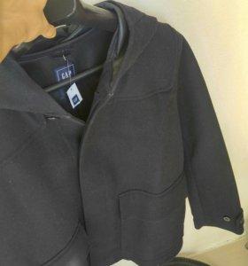 Новое пальто GAP