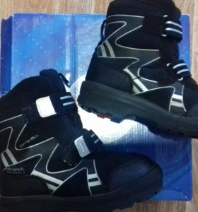 Зимние ботинки на мальчика