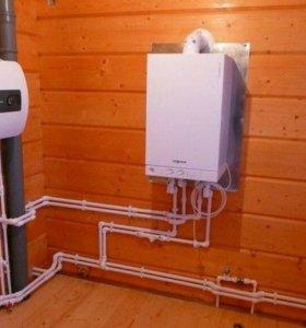 Монтируем систему отопления
