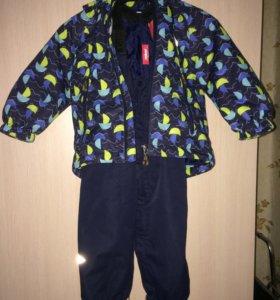 Комплект весна осень Reima на мальчика 80 размер