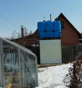 Бак для воды ( 2000 литров )