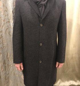 Мужское пальто Cacharel 48-50