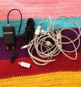 Для айфона Зарядное устройство, кабеля, переходник