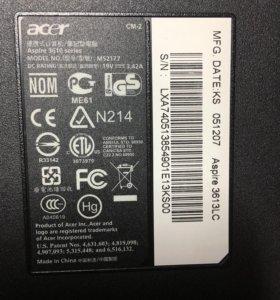 Ноутбук Acer Aspire 3613 lc