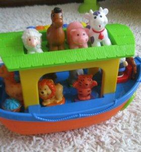 Ноев ковчег, фирмы киддиленд.