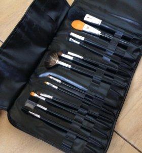 Набор профессиональных кистей для макияжа мейкап