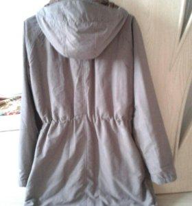 Куртка Columbia (XL) демисезон.Можно на животик.