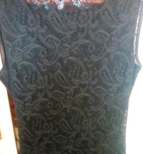Гипюр платье  S/M