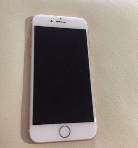iPhone 7 ( 128gb) Росстест.Rose Gold.