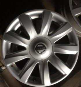 Диски Nissan 5x114.3 r17
