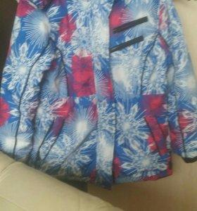 Куртка демисизон для девочки