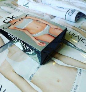 Белье женское Calvin Klein белое