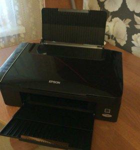 Принтер,сканер,ксерокс