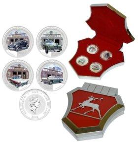 Коллекционный набор монет