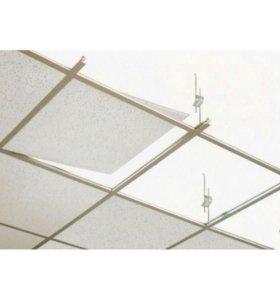 Подсистема для подвесного потолка типа Байкал