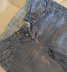 Оригинальные джинсы р. 42-44