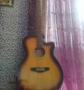 Шестиструнная Гитара