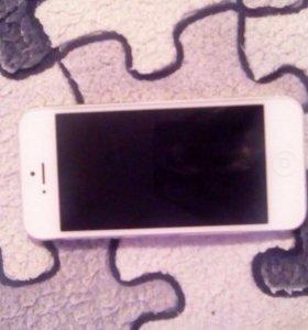 iPhone 5 продажа/обмен