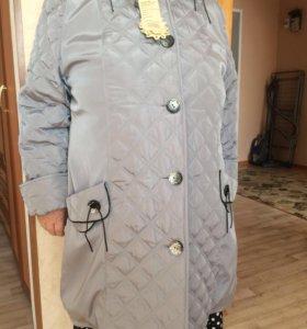 Новая куртка 60-62