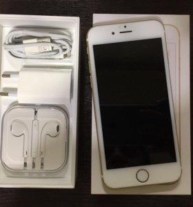 Apple iPhone 6s, 34 GB Gold