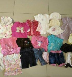 Одежда на малышку до года  на выбор вышлю!