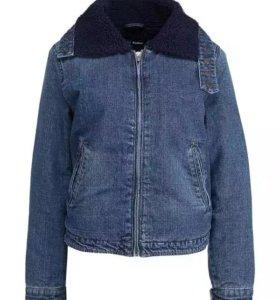 Джинсовая куртка befree