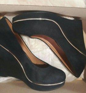 Туфли на танкетке🌸