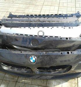 БМВ ф10 до рестал бампер передний