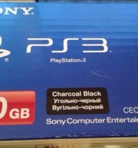 Игровая приставка Sony PS 3 500gb